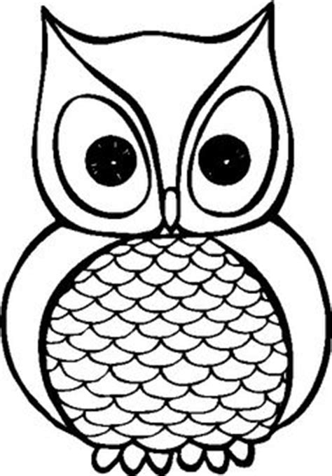 Black And White Owl Clip Art #133524