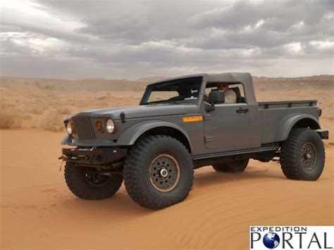Jeep Nukizer For Sale Jeep Crew Chief 715 Concept At Moab Page 2 Pirate4x4