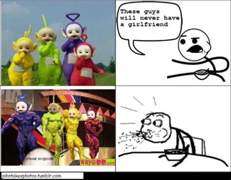 Teletubbies Meme - teletubbies funny day vhs memes