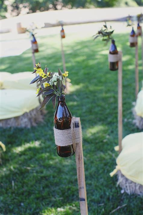 cheap garden decor ideas photograph backyard wedding decor