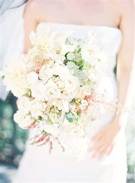 Wedding Bouquet Light Pink by Light Pink Wedding Bouquets Once Wed