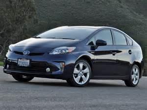Toyota Prius 2015 Review 2015 Toyota Prius Test Drive Review Cargurus