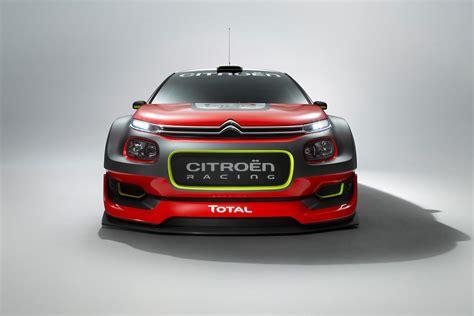Citroen Wrc by 2016 Citroen C3 Wrc Concept Pictures News Research