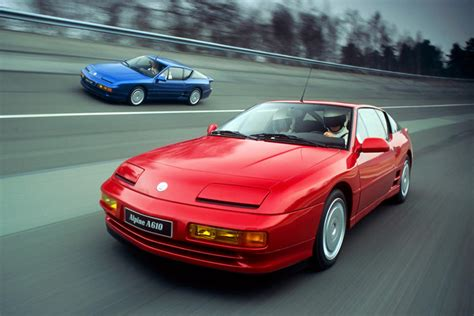 alpine a610 renault alpine a610 and gta the big thing