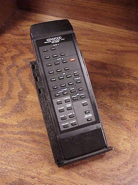 Sale Spiker Fleco Remot used kenwood remote for sale 65 ads in us