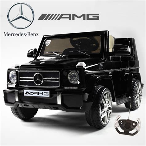 Official Mercedes Amg 12v G65 Wagon Suv With Remote 163 249