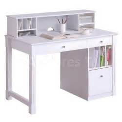 Small White Office Desk Deluxe Wood Desk With Hutch In White Office Desks Wke Dw48d30 Dhwh 6