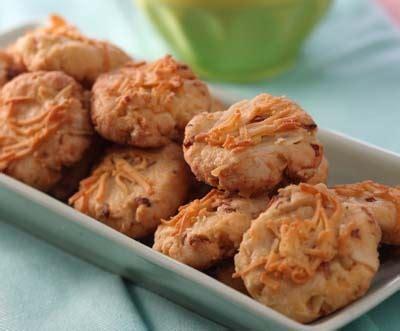 Healthy Snack Cookies Rasa Keju resep kue cheezy cookies