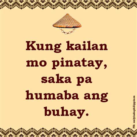 Kailan Ang S Day Bugtong Of The Day Kung Kailan Mo Pinatay Saka Pa Humaba