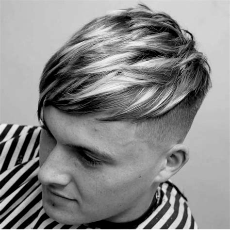 combed fade forward combed forward hairstyles 50 outstanding high and tight