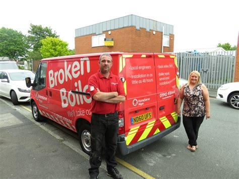 huyton plumbing and heating joins homeserve s franchise