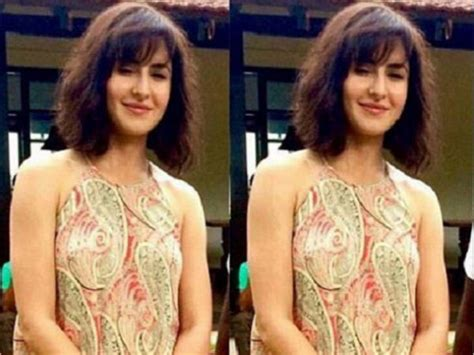 haircut games of katrina kaif omg katrina kaif looks so cute in her new hairstyle