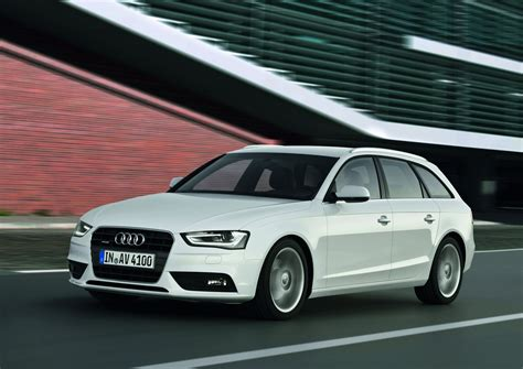 Audi A4 Attraction by Audi A4 Avant 2 0 Tfsi Attraction Quattro S Tronic