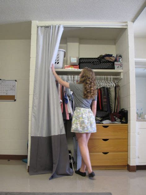 dorm curtains 25 best ideas about tension rod curtains on pinterest