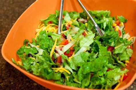 santa fe salad one mad housewife