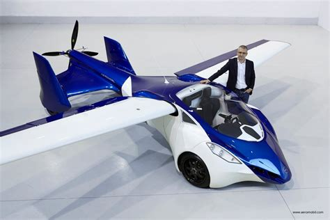 futuristic flying cars aeromobil 3 0 the futuristic flying car
