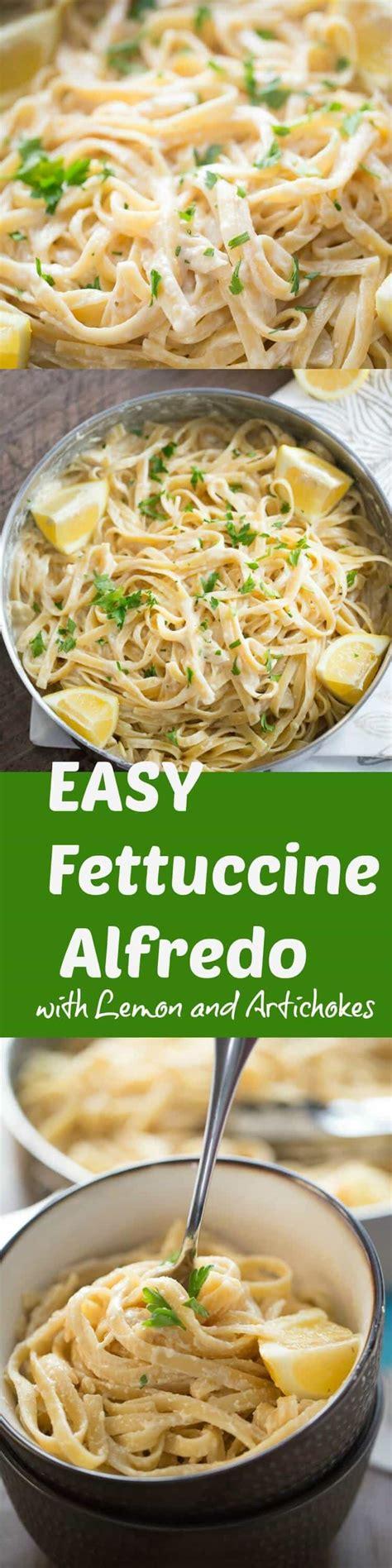 light fettuccine alfredo recipe fettuccine alfredo light