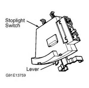 Service Brake System Light Chevy 1500 Chev Silverado Brake Light Fuses Autos Post