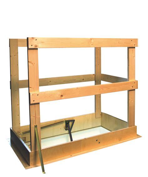 zoldertrap hek traphek vlizotrap nog veiliger gebruik van een zoldertrap