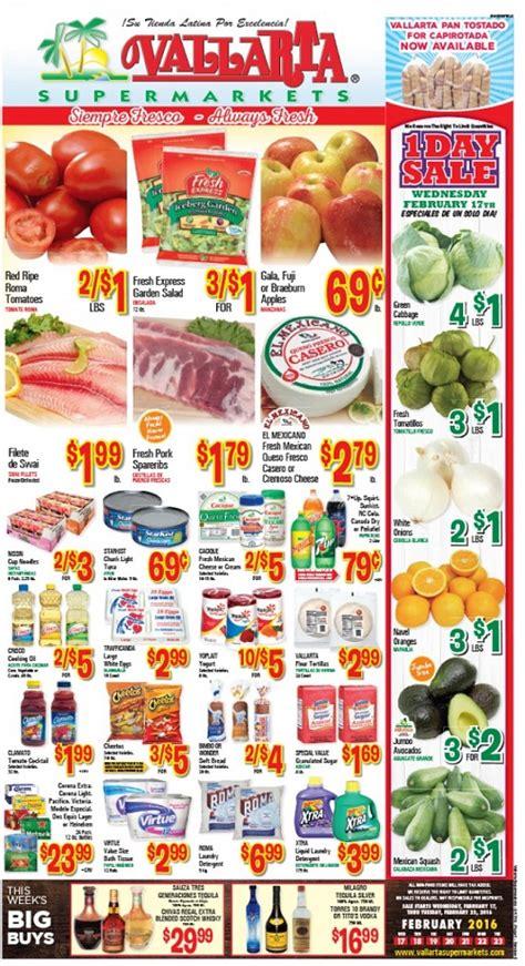 cardenas supermarket especiales de la semana hispanic weekly ads vallarta supermarkets weekly ad