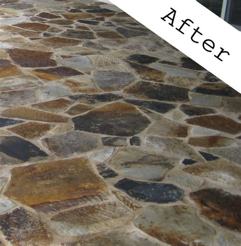 superior sealers flagstone sealing enhancing