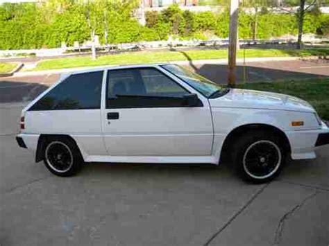 mitsubishi mirage turbo purchase used 1988 mitsubishi mirage turbo colt turbo in