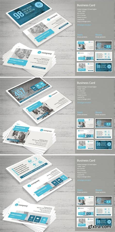 Indesign Cs3 Business Card Templates by Cm Business Card Vol 3 2356286 187 Free