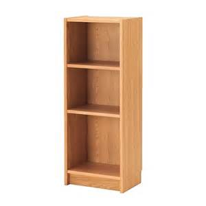 Ikea Narrow Bookcase Ikea Billy Bookcase White Oak Birch Veneer W40 D28 H106 Cm Next Wrkday Delivery Ebay