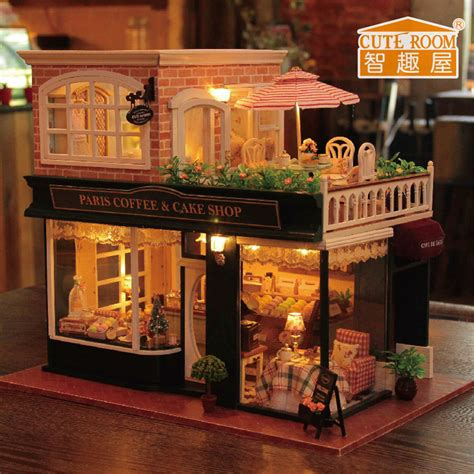 Handmade Wooden Doll Houses - diy dollhouse furniture doll houses miniature wooden