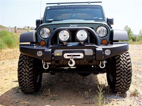 Jeep Wrangler Bumpers Jk 0809 4wd 05 Z Jeep Wrangler Skid Plate Bumpers Poison