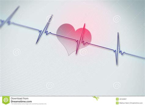 background design rate heart rate background stock illustration image 45122837