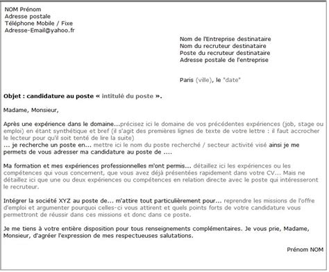 Lettre De Motivation Anglais Quand On Ne Connait Pas Le Destinataire Les Secrets D Une Lettre De Motivation Percutante Booste Ta Candidature