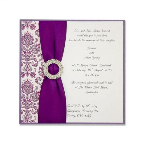 25 fantastic wedding invitations card ideas