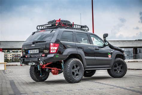 2016 jeep grand cherokee off road metalpasja innowacyjne doposażenia off road jeep grand