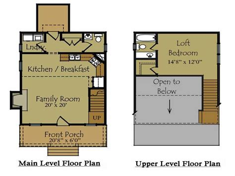 Small Guest House Floor Plans Back Yard Guest House Small Business Plans For Guest Houses