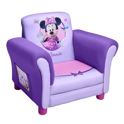 minnie mouse kids couch delta children disney minnie mouse kids club chair