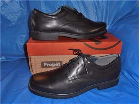 very comfortable dress shoes propet mens black plain toe dress shoe very comfortable