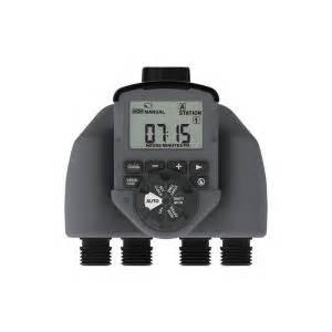 home depot sprinkler controller orbit 4 outlet integrated watering system 56545 the home