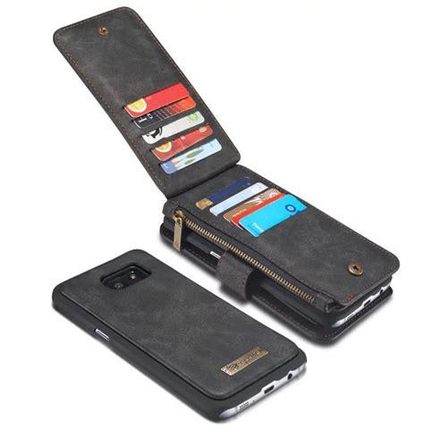 Samsung Note 5 Caseme Multifunction Zipper Leather Luxury Wallet caseme vintage multifunctional wallet genuine leather