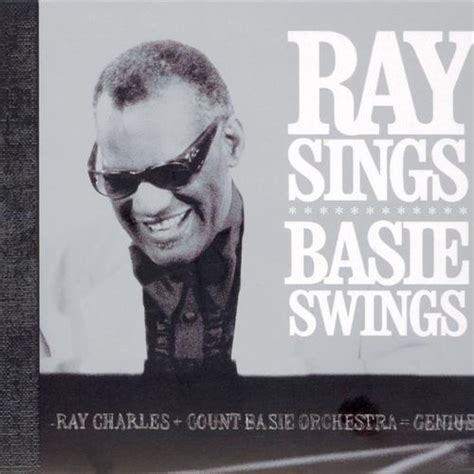 ray sings basie swings the long and winding road ray charles the count basie