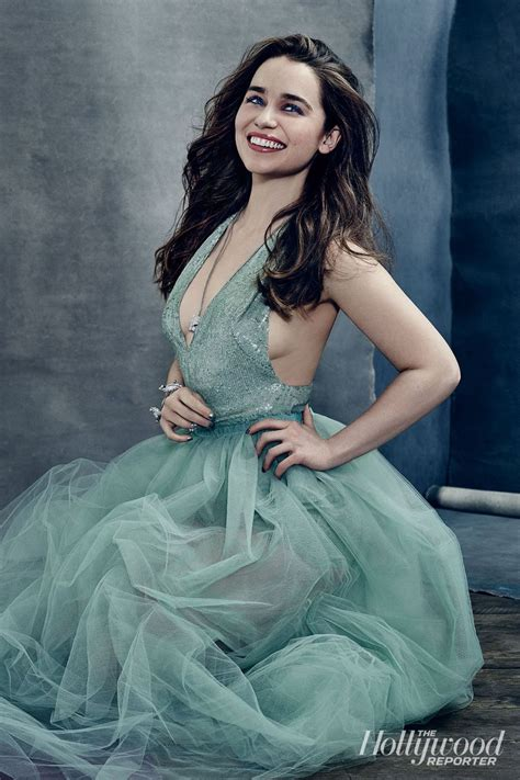 emilia clarke emilia clarke in the hollywood reporter april 2015 issue