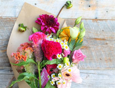 HOW TO CHOOSE THE FRESHEST FLOWERS ? Whitney Port