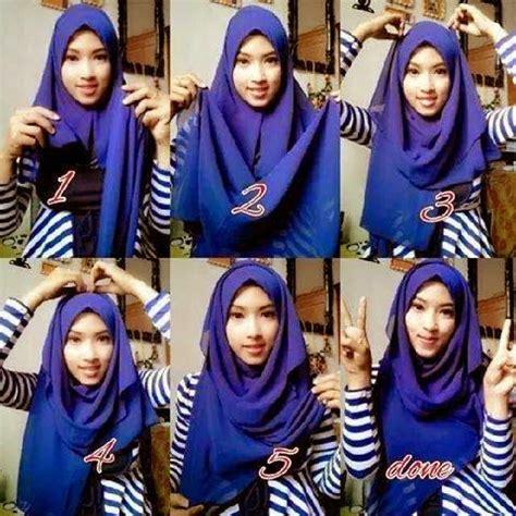 tutorial hijab menurut al quran islam al quran hadist