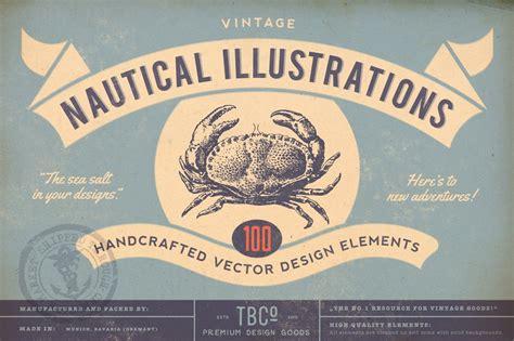 vintage nautical illustrations illustrations