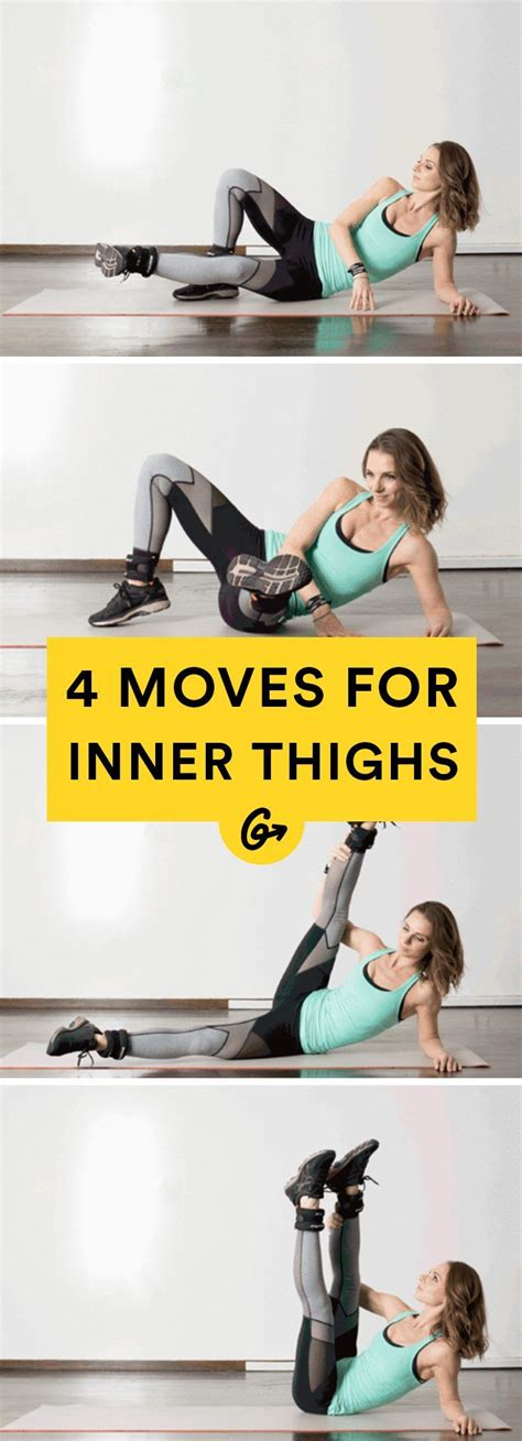 exercises    outer thighs fitness