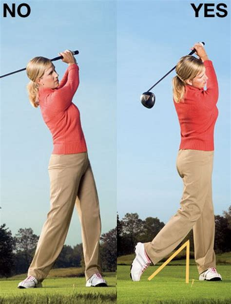 Free tips for lady golfers