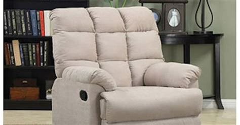 non rocking leather recliner armchair recliner chair a large rocking overstuffed wall