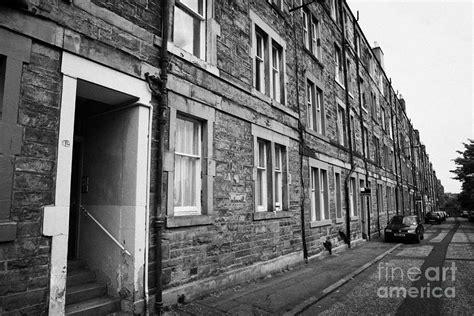Appartments In Edinburgh tenement houses now apartments in edinburgh scotland photograph by joe fox