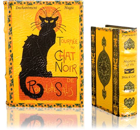 le noir encyclopaedia books the black cat quot chat noir quot book box shop