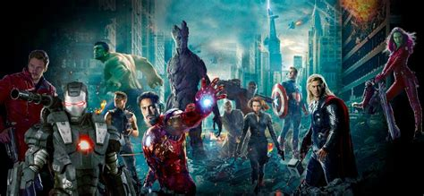 film marvel galaxy avengers infinity war details meeting the guardians of